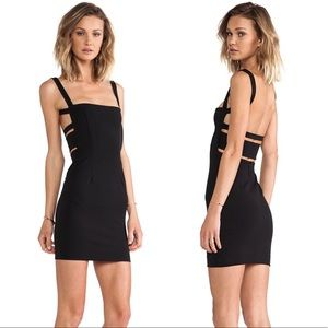 Solace London Mondino Mini Dress